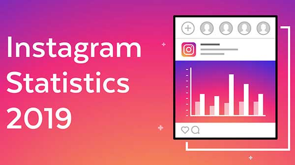 15 Mind-blowing Instagram Statistics for 2019